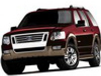Тюнинг FORD Ford EXPLORER (2002-2005)