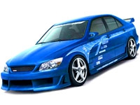 Тюнинг LEXUS Lexus IS 1998-2005