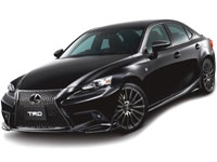 Тюнинг LEXUS Lexus IS III 2013-