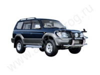 Тюнинг Toyota Land Cruiser Prado 90 (96-02)