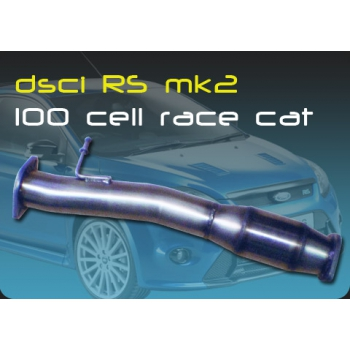 DSCI Спортивный катализатор Race CAT 100 cell FIA, Focus 2 RS