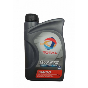 Total Quartz Ineo Long Life 5W-30 Моторное масло 1 литр