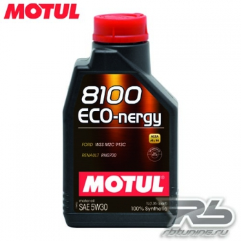 MOTUL 8100 Eco-nergy 5W-30 Моторное масло (1 литр)